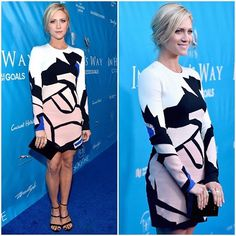 Brittany Snow in Nicolas Jebran ________________________________________ Stylists, Nicolas Jebran RTW is now available for red carpet and editorial pulls at STYLE PR, book your appointment today! @stylepr @nicolasjebranworld ________________________________________ #redcarpetman #rcm #fashion #designer #nicolasjebran #brittanysnow #stylepr