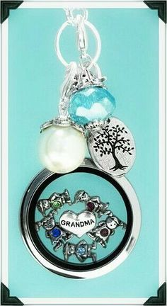 A gift grandma will love - Origami Owl - Create your own custom locket!