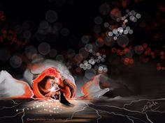 Wir alle haben ein Lebenslicht,  das mit der ganzen Welt verbunden ist. Jeder von uns, kann sein Licht teilen und andere Lebenslichter entzünden.   Make Myday Die Abenteuer der kleinen Fee Als Kalender und auf Wunsch jedes Motiv als FineArtPrint erhältlich. Mehr HerzLichtprodukte findest Du im Shop. http://www.spielweltv3galerie.com/shop/