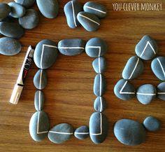 Com aprendre a aprendre: Jugar amb pedres