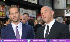 Vin Diesel Pays Great Tribute To Paul Walker On The Shooting Of Fast And Furious 8