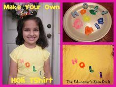 Bilingual Babies: Holi Fun to Welcome Spring