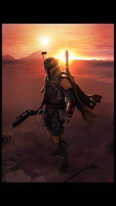 Star Wars Trivia Facts 7 Mandalorian Cad Bane Movie Poster Art Jango Fett Boba Bounty Hunter