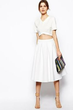 How to pull off a crop top no matter where you are!