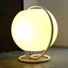 No 2144 Floor Lamp by Elio Martinelli for Martinelli Luce