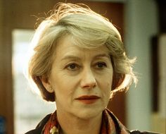 "Helen Mirren as DCI Jane Tennyson in ""Prime Suspect"""
