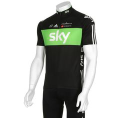 Wiggle | Team Sky Jersey - Sky Rainforest Rescue Edition - 2012 | Team Jerseys