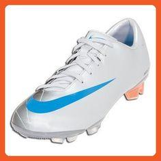 df6153a991 Nike Mercurial Miracle FG US Womens 6 M  (MetallicPlatinum/NeptuneBlue/Black) -. Cheap Soccer CleatsSoccer ...