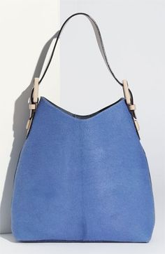 Oh, how I love thee...         MARC JACOBS 'Sojo Solid Victoria' Calf Hair Tote