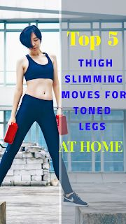 Her Fitness Fight : How to get Slim thighs at home with these top 5 th...