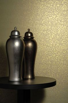 Luxus Grastapete 54 Muster mit goldenem Glanz im Online Shop kaufen