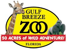 Gulf Breeze ZOO on the Boardwalk. BEHIND THE SCENES ANIMAL TOURS........ Individual Rates: $65.00 per person   *minimum 2 guests; maximum 10 guests