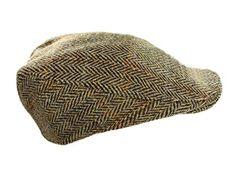 e8c4f203c7ee4 Hanna Hats Irish Walking Hats for Men Grey Tweed Made in Ireland Review  Stylish Caps