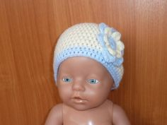 Baby Born, Free Pattern, Crochet Hats, Beanie, Blog, Patterns, Fashion, Amigurumi, Knitting Hats