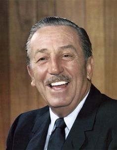 Walt Disney/••••a visionary, an artist, a dreamer; a man who knew how to make others happy and to call to the best in folks---the fun loving, the good, kind and brave.