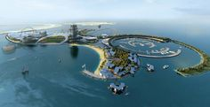wow.Real Madrid 's very own island in Persian gulf.