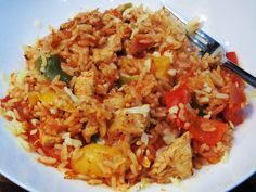 A delicious, healthy, totally syn free and super easy recipe, this Cajun Chicken & Rice is a must make! I hate washing up, so a meal that only uses one pan always makes me happy! Watch the video for step by step instructions, and see the recipe below for ingredients and written directions too! Serves 4Syn Free One Pot Cajun Chicken & Rice Easy, syn free and saves on the washing up!45Total Time Save Recipe Print Recipe My Recipes My Lists My Calendar Ingredients2x Chicken Breasts1tbsp ...