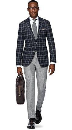 estilo moderno gama completa de artículos calidad perfecta 1604 mejores imágenes de Outfit Blazer Cuadros Chicos y ...