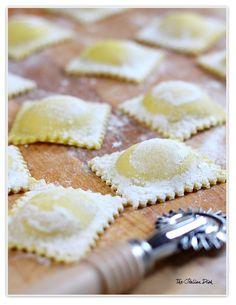 Ravioli Recipes on Pinterest | Homemade Ravioli, Ravioli and Ravioli ...