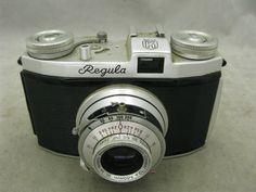 Regula-Werk King KG Regula I-PO 35mm Film Camera | eBay