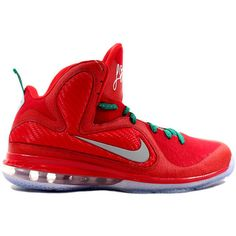 1aeb40ec5ef3 Nike LeBron 9 All LeBron Shoes ❤ liked on Polyvore featuring shoes
