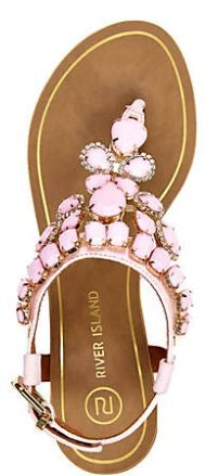 River island sandals summer