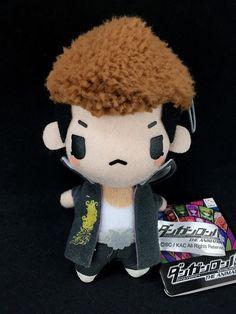 Dangan Ronpa Danganronpa Plush Doll Mascot official FuRyu Mondo Owada