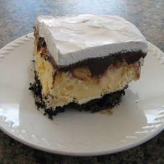 tastycookery | Buster Bar Ice Cream Dessert