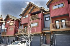 Three Sisters Condominium Townhouse Canmore Real Estate For Sale 221 80 Dyrgas Gate Three Sisters, Condominium, Townhouse, Real Estate, Mansions, House Styles, Outdoor Decor, Gate, Homes