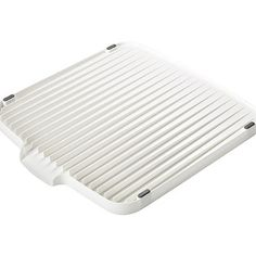 Joseph Joseph® Flip Draining Board White/Grey - from Lakeland