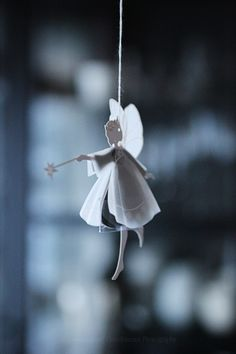 ☆ Dancing fairies | Danish Christmas decoration by Jette Frölich Design …