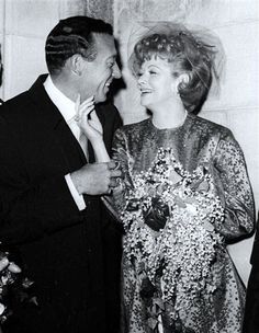 Wedding Day for Lucy and Gary Gary Morton and Lucille Ball I Love Lucy, Hollywood Wedding, Old Hollywood, Celebrity Couples, Celebrity Weddings, Star Wedding, Wedding Day, Wedding Bells, Lucille Ball Desi Arnaz