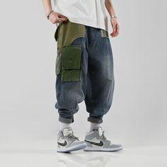 Harem Jeans, Jeans Pants, Ripped Jeans, Trousers, Jean Overalls, Denim Jumpsuit, Shorts, Streetwear Jeans, Streetwear Fashion