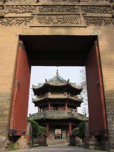 Great Moque of Xi'an, China