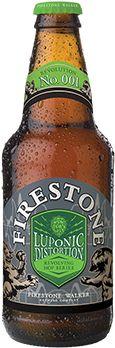 "Firestone Walker Brewing Company ""LUPONIC DISTORTION"" ☆☆☆★★"