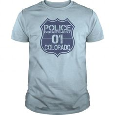Police Department 01 Badge Colorado Law Enforcement Tshirt #jobs #Law Enforcement #gift #ideas #Popular #Everything #Videos #Shop #Animals #pets #Architecture #Art #Cars #motorcycles #Celebrities #DIY #crafts #Design #Education #Entertainment #Food #drink #Gardening #Geek #Hair #beauty #Health #fitness #History #Holidays #events #Home decor #Humor #Illustrations #posters #Kids #parenting #Men #Outdoors #Photography #Products #Quotes #Science #nature #Sports #Tattoos #Technology #Travel…