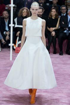 Christian Dior Spring 2015 Couture Fashion Show - Natalya Koreshkova (Major Paris)