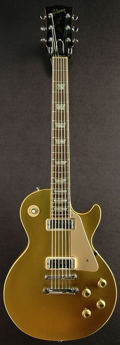 Gibson Les Paul Gold Top '74 w Mini Humbuckers