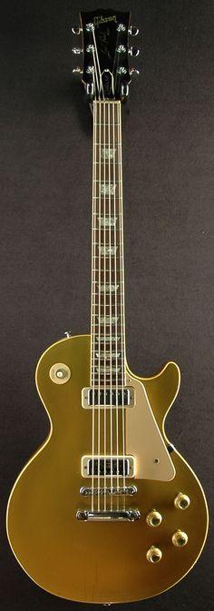 Gibson Les Paul Gold Top '74 w Mini Humbuckers