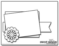 Good morning!! Its time for another Sweet Sunday Sketch Challenge! Want to play along? Here...