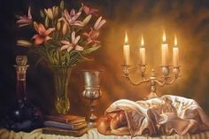 The Kingdom of God is within You - Luke17:21: Lecha Dodi,  Come my Beloved. O Bride, Shabbat Que...