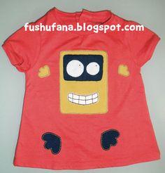 FushuFana: Robot (applique)