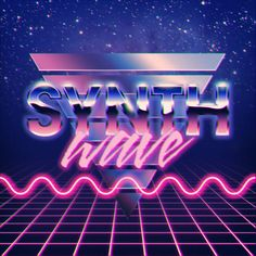 Synthwave on Behance