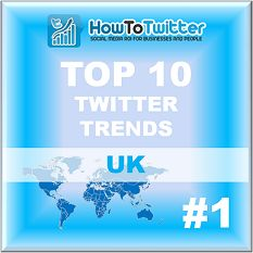 Top 10 Trends on Twi