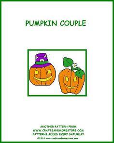 Pumpkin Couple 1/2