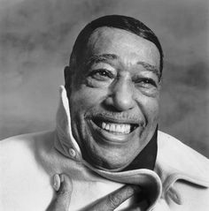 Duke Ellington by Irving Penn