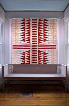 Modern Quilts by Meg Callahan on MyPaisleyWorld.blogspot.com.