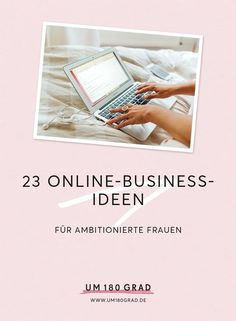 23 Online-Business-Ideen für ambitionierte Frauen - business ideas for women diy Start Up Business, Business Tips, Online Business, Business Baby, Business Photos, Internet Advertising, Internet Marketing, Cash Now, Online Group