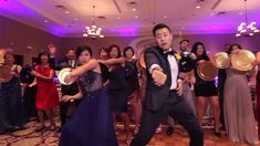 Watch this epic wedding video featuring 250 guests — and shot in one take