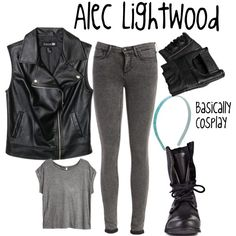 """Alec Lightwood / mortal instruments"" by victorialives on Polyvore"